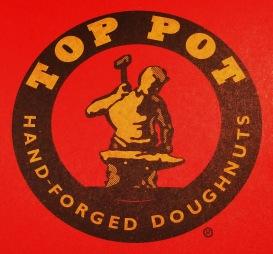 Top Pot Doughnuts Logo