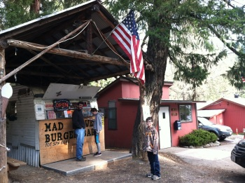 Burger Bar